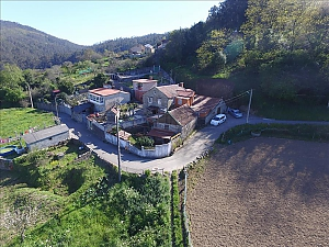Traditional Galician house, Four Bedroom, 002