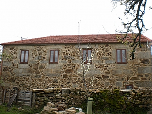 Casa Canastro de Muinos, Four Bedroom, 001