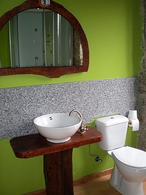 Casa Canastro de Muinos, Fünfzimmerwohnung, 004