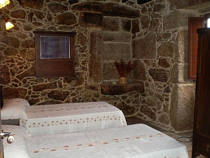 Casa Canastro de Muinos, Four Bedroom, 016