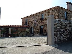 Casa de Pazos, Trois chambres, 001