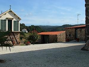 Casa de Pazos, Trois chambres, 002