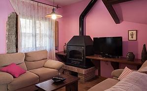 Сільський будинок Асебуче , 3-кімнатна, 004