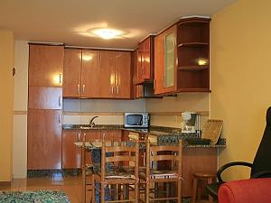 Apartment Juan XXIII, Deux chambres, 003