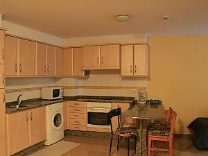 Apartment Juan XXIII, Deux chambres, 004