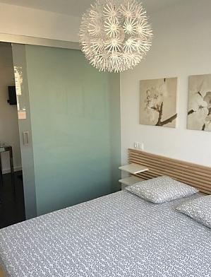 Apartment Aquarium, Zweizimmerwohnung, 002