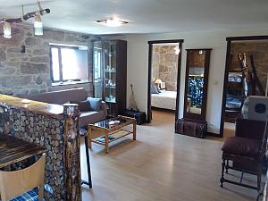 Casa rustica Lourido-Combarro, Due Camere, 002