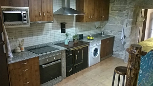 Casa rustica Lourido-Combarro, Due Camere, 003