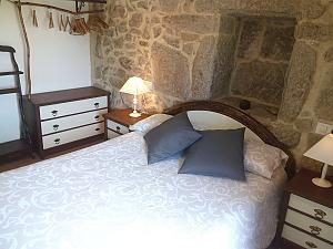 Casa rustica Lourido-Combarro, Due Camere, 004