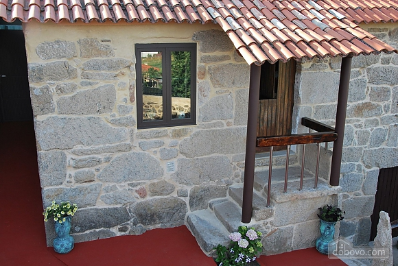 Casa rustica Lourido-Combarro, Deux chambres (97882), 009