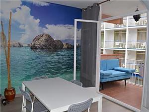 Apartment Mariner Tossa de Mar, Zweizimmerwohnung, 001