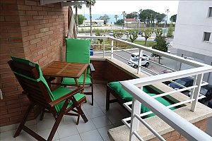 Playa apartment Costa Maresme, Trois chambres, 001
