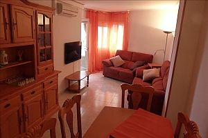 Playa apartment Costa Maresme, Trois chambres, 002