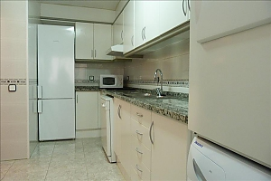 Playa apartment Costa Maresme, Trois chambres, 003