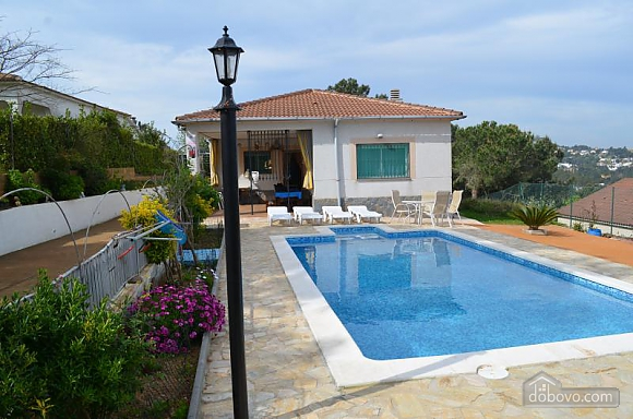 Mary villa Costa Brava, Trois chambres (81312), 024
