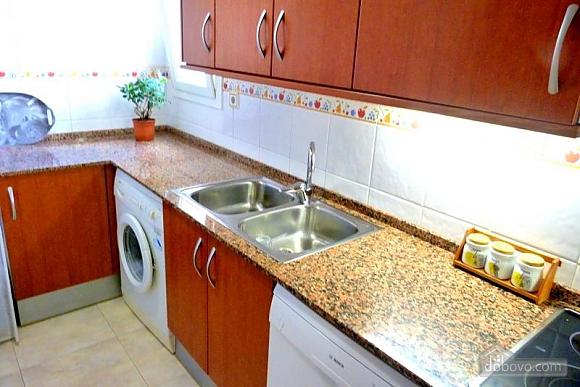 Riera apartment Calella, Three Bedroom (58326), 010