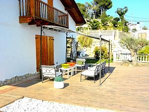 Catalan villa Sant Cebria, Quatre chambres, 004