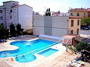 Toyca Calella Costa Maresme, Un chambre, 001