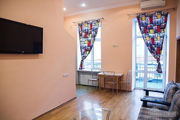 Квартира в центре города, 3х-комнатная (75001), 002