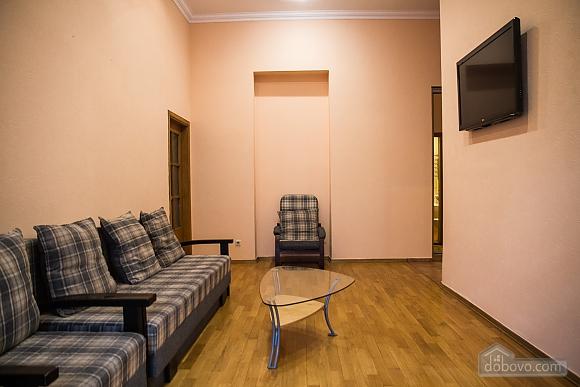 Квартира в центре города, 3х-комнатная (75001), 003