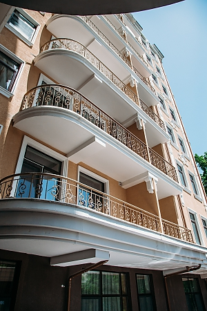 Vintage in Odessa, One Bedroom, 003