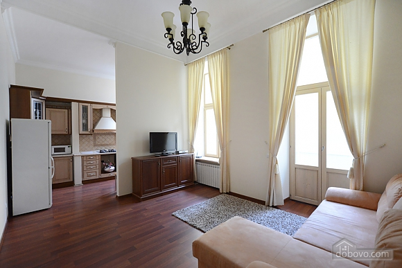 Gorgeous apartment on Kreschatyk, Zweizimmerwohnung (65465), 001