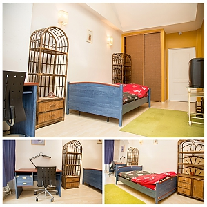 Contemporary apartment in Lviv center, Fünfzimmerwohnung, 003