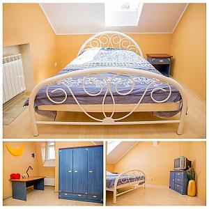 Contemporary apartment in Lviv center, Fünfzimmerwohnung, 004