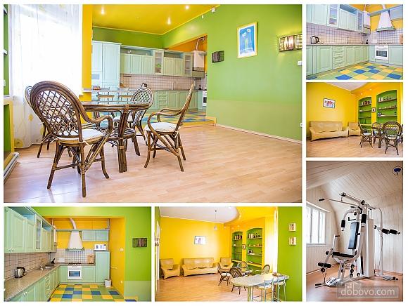 Contemporary apartment in Lviv center, Quattro Camere (79542), 006