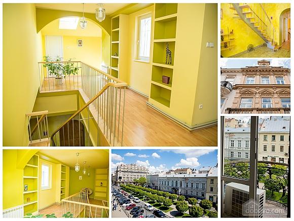Contemporary apartment in Lviv center, Quattro Camere (79542), 009