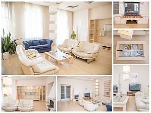 Contemporary apartment in Lviv center, Fünfzimmerwohnung, 010