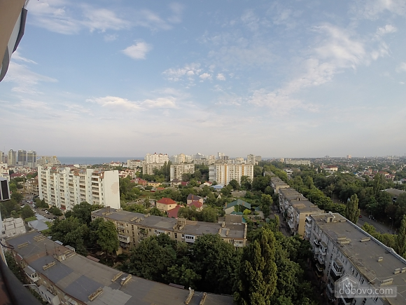 Затишна квартира в Одесі, 2-кімнатна (63596), 013