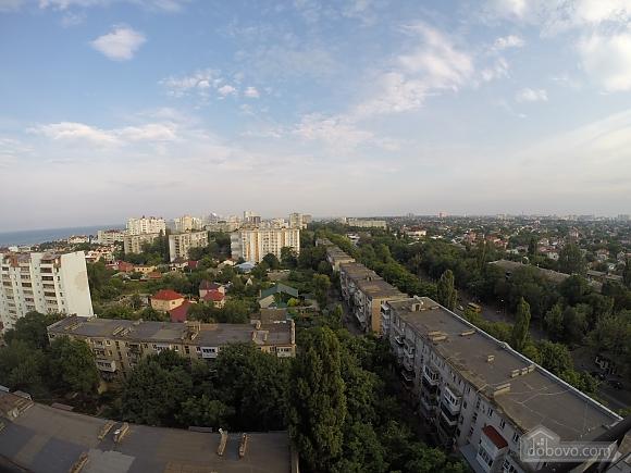 Затишна квартира в Одесі, 2-кімнатна (63596), 014