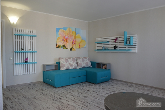 Light cozy apartment in Arcadia with sea view, One Bedroom (17974), 001