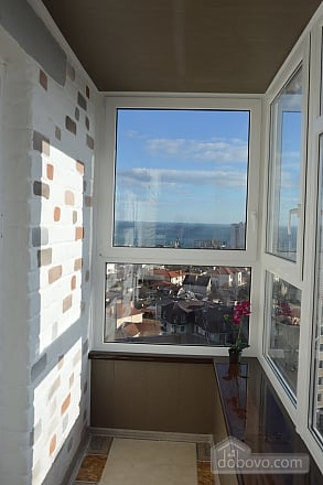 Light cozy apartment in Arcadia with sea view, One Bedroom (17974), 009