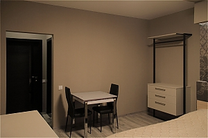 Соло Апартмент, 1-комнатная, 003