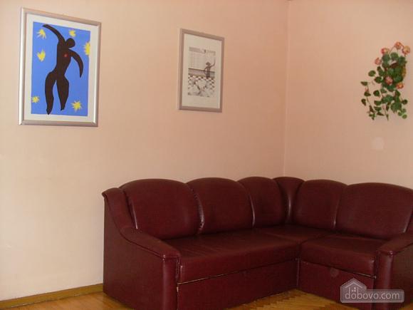 Apartment near the city garden, Un chambre (76009), 001