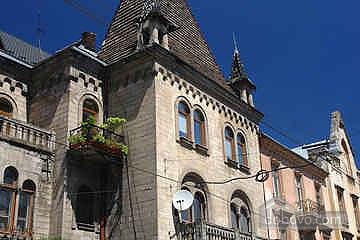 Apartment in Castle center of Lviv, Studio (55733), 005