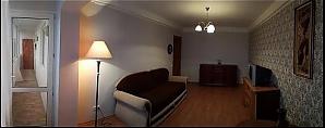 Квартира 100 метрів від метро Либідська, 2-кімнатна, 002