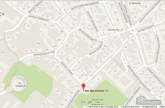 Apartments near the garden, Una Camera (60187), 011