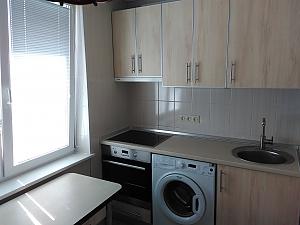 Lux apartment at Oleksiivska metro station  , Studio, 002