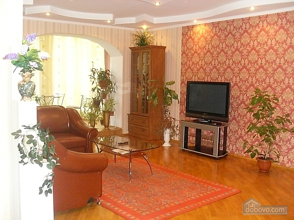 Квартира с аркой, 3х-комнатная (65885), 002