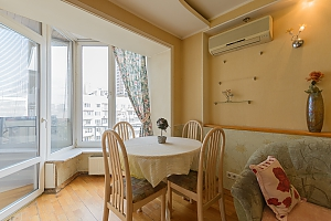 Apartment near Palats Ukraina, Zweizimmerwohnung, 004