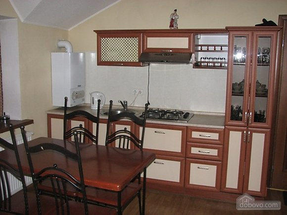 VIP apartment with kitchen in the private hotel in Gagarin park, Zweizimmerwohnung (48317), 004
