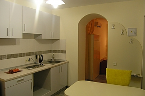 Nice apartments in Kharkov, Studio, 003