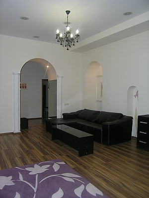 Apartments in Art Nouveau style, One Bedroom, 001