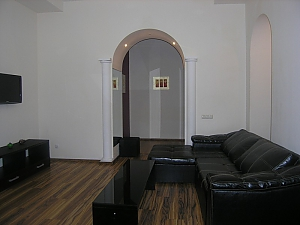Apartments in Art Nouveau style, One Bedroom, 002