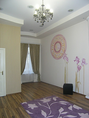Apartments in Art Nouveau style, One Bedroom, 004