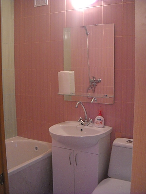 Nice apartment in Dnepropetrovsk, Studio, 004