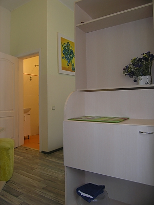Bright apartment in Kharkov, Studio, 004